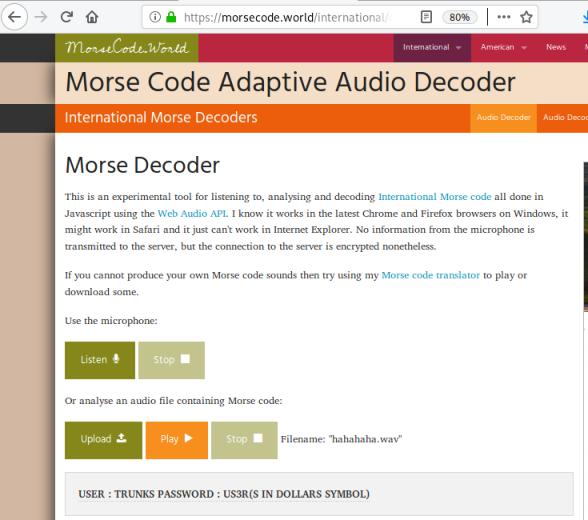 morse-code-decoder